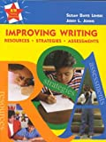 Improving Writing, Lenski, Susan D. and Johns, Jerry L., 0787258334