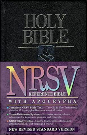 Nrsv reference bible with apocrypha 9780310903048 amazon books fandeluxe Image collections