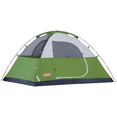 RT 6-Person White/Green Weather Resistant Dome Outdoor Tent: Garden & Outdoor