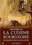 Histoire de la cuisine bourgeoise