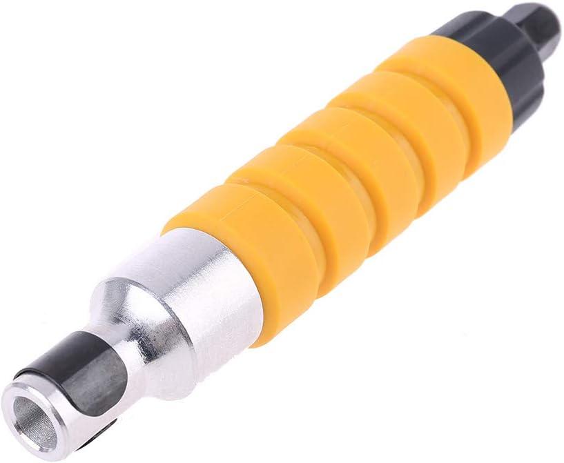 Rtengtunn Muebles el/éctricos Carpinter/ía Cuchillo para tallar carpinter/ía Grabado en Madera Cincel Manual con Herramienta de Juego de Eje Flexible