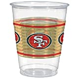 """""""San Francisco 49ers Collection"""" Plastic Party Cups"""
