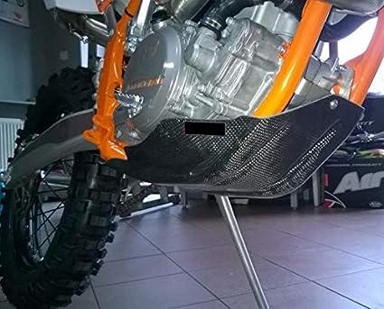 Black Acerbis 17-19 KTM 500EXCF Skid Plate