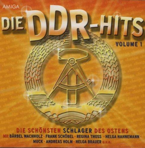 Various: Die DDR-Hits (Audio CD)