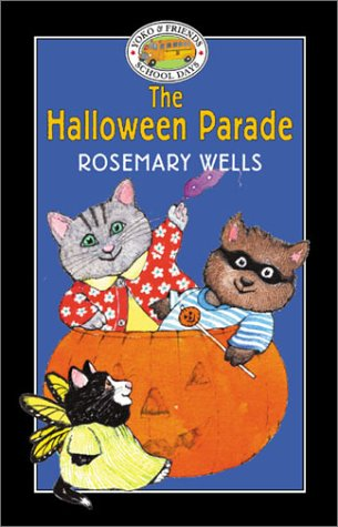 Yoko & Friends School Days: The Halloween Parade - Book #3]()