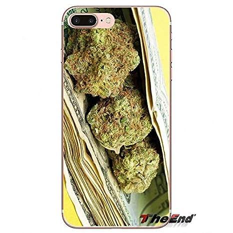 Amazon.com: White Green Money Weed Galaxy J5 2016 Case ...