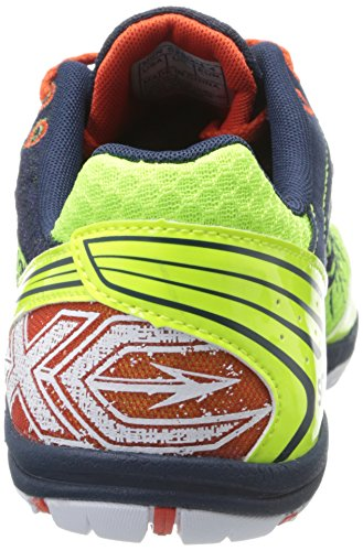 Pictures of Saucony Men's Kilkenny Xc5 Spike Cross Citron/Navy/Red 8