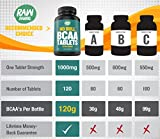 Raw-Barrels-Pure-BCAA-Tablets-EXTRA-STRONG-1000mg-Per-Tablet-SEE-RESULTS-OR-YOUR-MONEY-BACK-120-Pills-211-Branched-Chain-Amino-Acid-Ratio-FREE-digital-guide