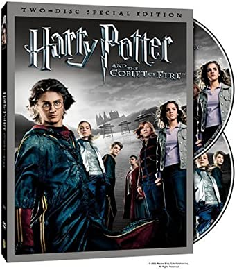 Harry Potter And The Goblet Of Fire 2005 Region 1 Ntsc Dvd Amazon Co Uk Dvd Blu Ray