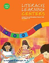 Literacy & Learning Centers: Content Area and Disciplinary Literacy Tools for Grades 4-12 (Volume)