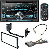 CAR STEREO RADIO CD PLAYER RECEIVER INSTALL MOUNTING KIT WIRE HARNESS RADIO ANTENNA ADPATER FOR CHEVROLET GMC PONTIAC TOYOTA 2000 2001 2002 2003 2004 2005 2007 2008