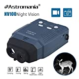 Astromania Portable Digital Night Vision Monocular New Optics Records Video Image with Micro Sd Card