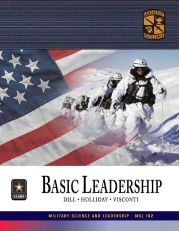 MSL 102 Basic Leadership Textbook