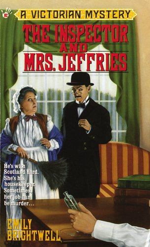 book cover of The Inspector and Mrs Jeffries