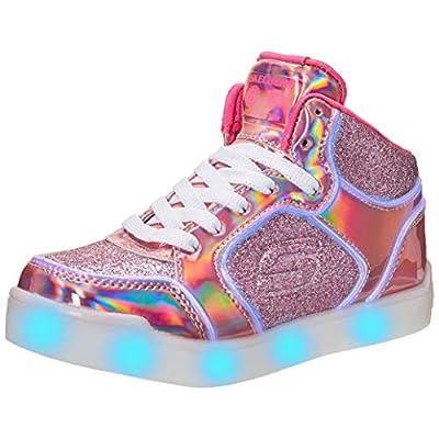 Skechers Girl's E-Pro Iii-Glitzy Glow Sneakers