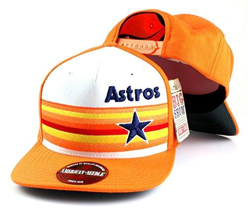 64e2b267e MLB American Needle The Big Show Baseball Wool Adjustable Snapback Hat