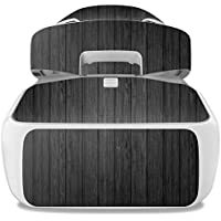 Skin For DJI Goggles – Black Wood | MightySkins Protective, Durable, and Unique Vinyl Decal wrap cover | Easy To Apply, Remove, and Change Styles | Made in the USA