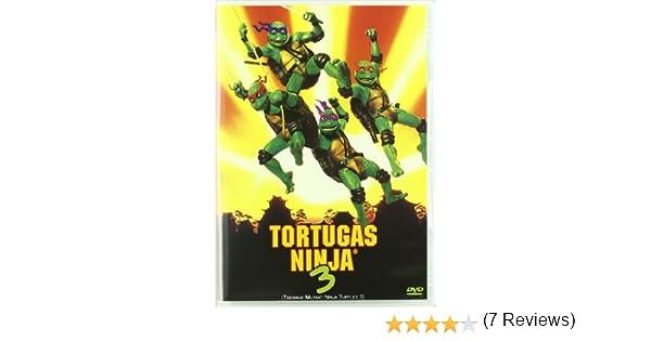 Tortugas Ninja 3 [DVD]: Amazon.es: Paige Turco, Elias Koteas ...