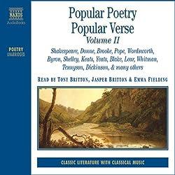 Collection: Popular Poetry / Popular Verse, Vol. 2