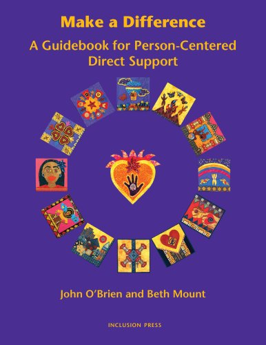 Make a Difference: A Guidebook for Person-Centred Direct Support