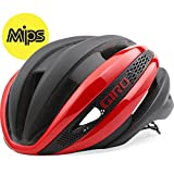 Cheap Giro Synthe MIPS Helmet Bright Red/Matte Black, S