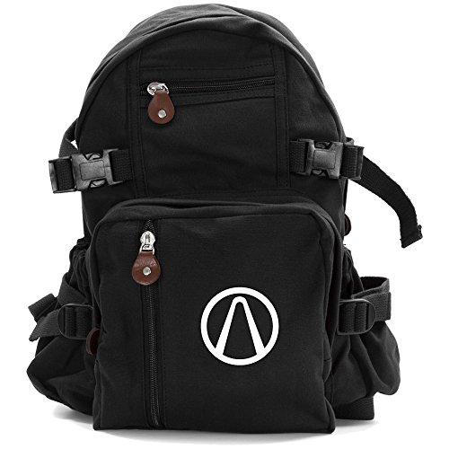 Price comparison product image Borderlands Vault Heavyweight Canvas Backpack Bag in Black,  Small