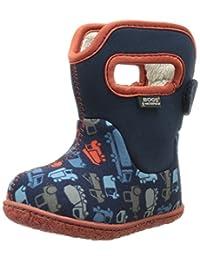 Baby Bogs Classic Trucks Waterproof Winter & Rain Boot (Toddler)
