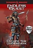 Dungeons & Dragons: Escape the Underdark: An Endless Quest Book