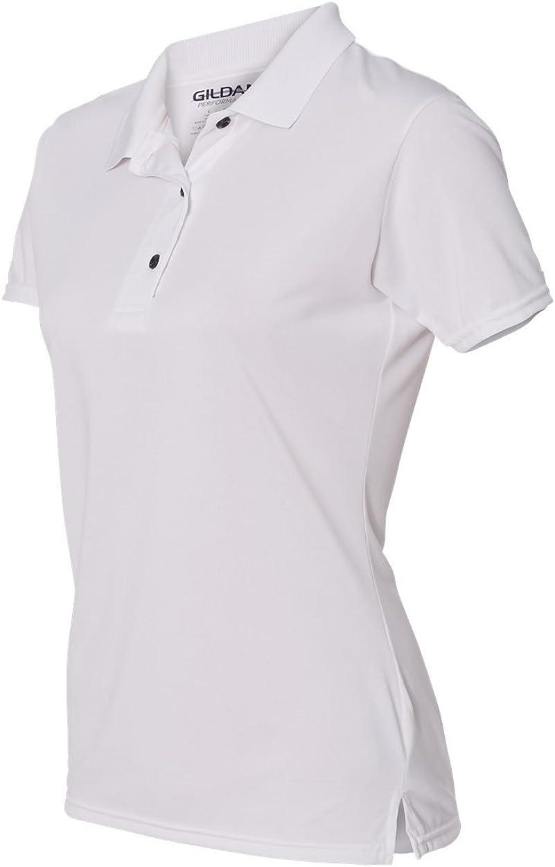 Gildan G448L Performance Ladies Polo Shirt