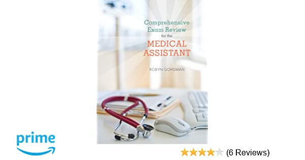 Comprehensive exam review for the medical assistant 9780135047408 comprehensive exam review for the medical assistant 9780135047408 medicine health science books amazon fandeluxe Gallery