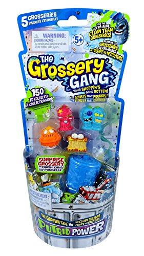 Grossery Gang 5 Pack Series 3 Putrid - Allen Tx Outlet