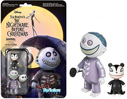 Funko Nightmare Before Christmas Barrel ReAction Figure for $<!--$12.49-->