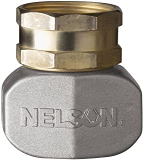 Amazoncom Nelson BrassMetal Hose Repair Clamp Connector Male