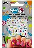 Nail Art Stickers - Great Graffiti