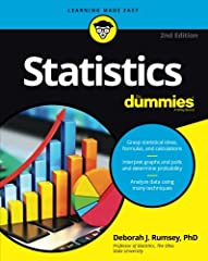The fun and easy way to get down to business with statistics Stymied by statistics? No fear? this friendly guide offers clear, practical explanations of statistical ideas, techniques, formulas, and calculations, with lots of examples that sho...