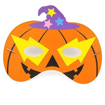 BIGABOA Carta di Maschera da Costume di Halloween per bambini 20   18cm   Amazon.it  Casa e cucina 9bbf4827725