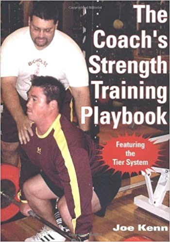 Book Coach's Strength Training Playbook by Kenn, Joe(September 1, 2003)
