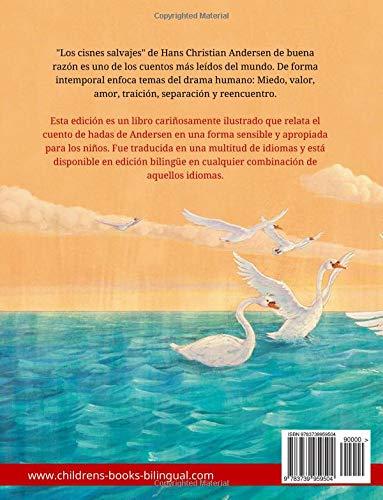 Basado en un cuento de hadas de Hans Christian Andersen: Libro infantil bilingüe con ... ilustrados en dos idiomas) (Spanish Edition): Ulrich ...