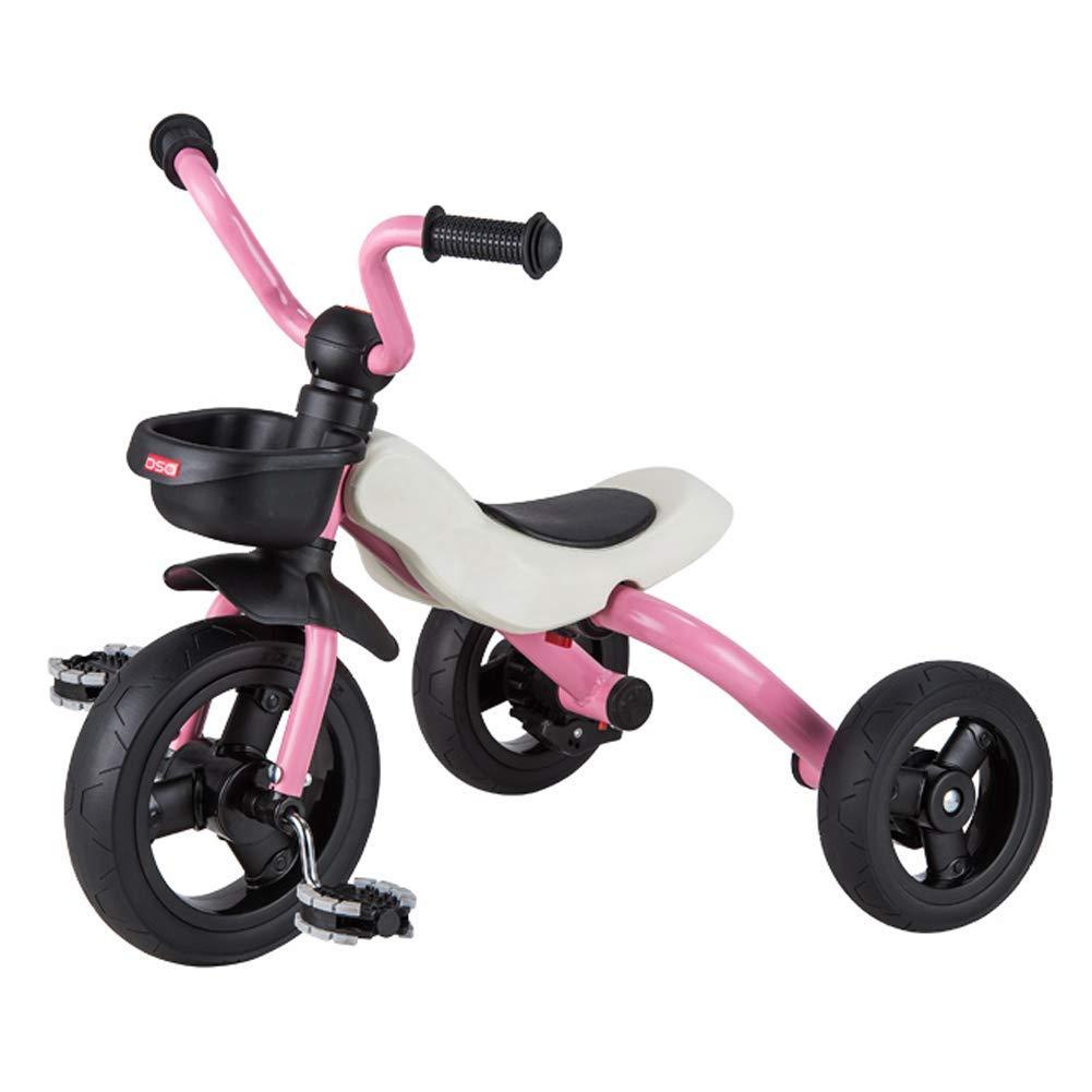 ventas en linea Section EHejok Triciclo para NiñOs De 2 AñOs, AñOs, AñOs, Trike para NiñOs 2-6 Triciclo Ligero Y Plegable con Pedal Ajustable En El Manillar del Primer Triciclo Scooter  envio rapido a ti