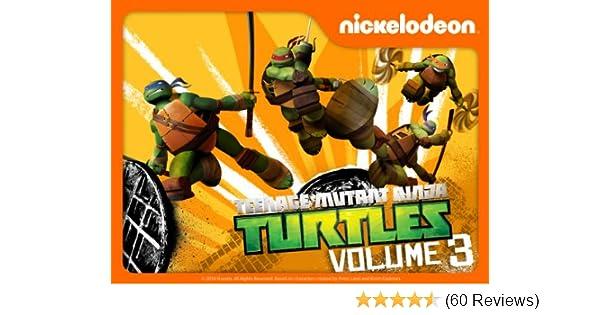 Amazon.com: Teenage Mutant Ninja Turtles Volume 3: Amazon ...