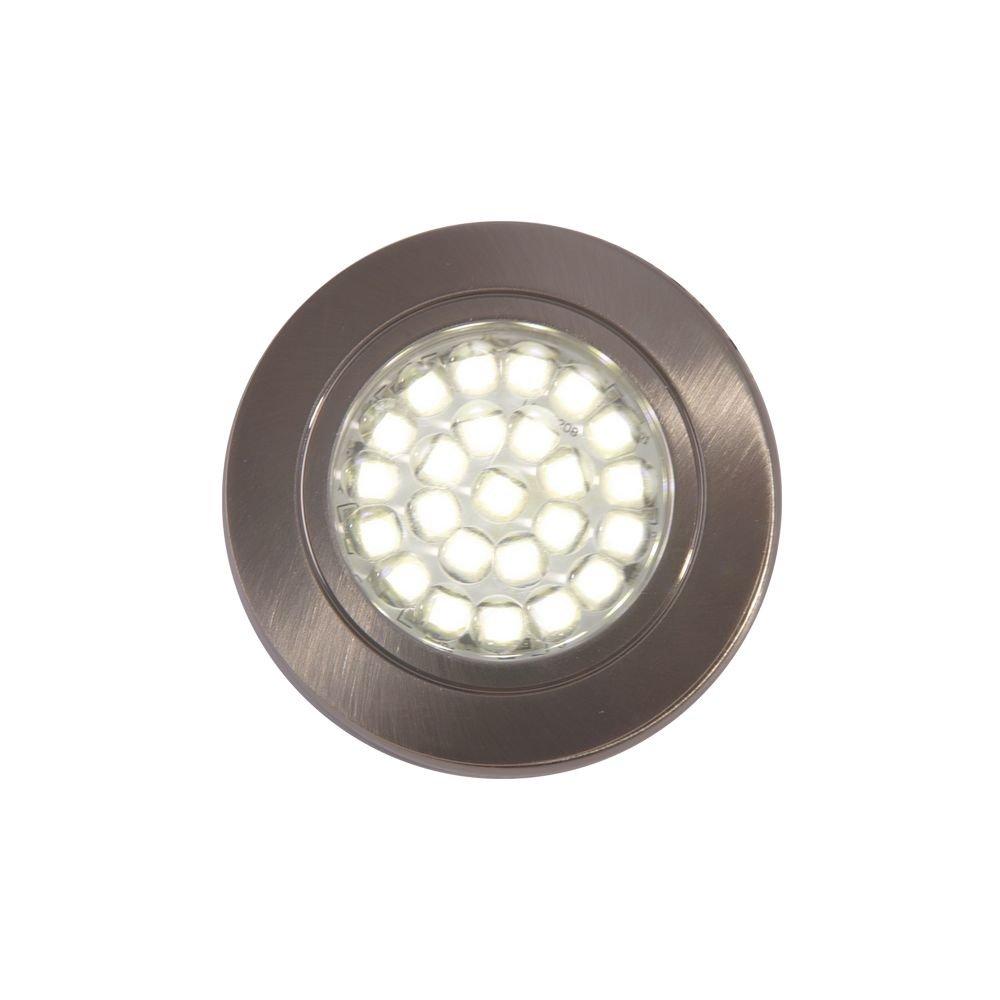 Küchen Unterschrank Licht LED weiß (2 Stück) 2WATT, LED, 12 Volt ...