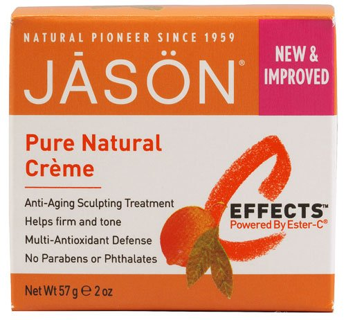 Jason C Effects Pure Natural - Jason Pure Natural Creme C Effects? Powered By Ester-C -- 2 oz - 2pc