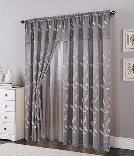 Compare Price Panels With Attached Valance On