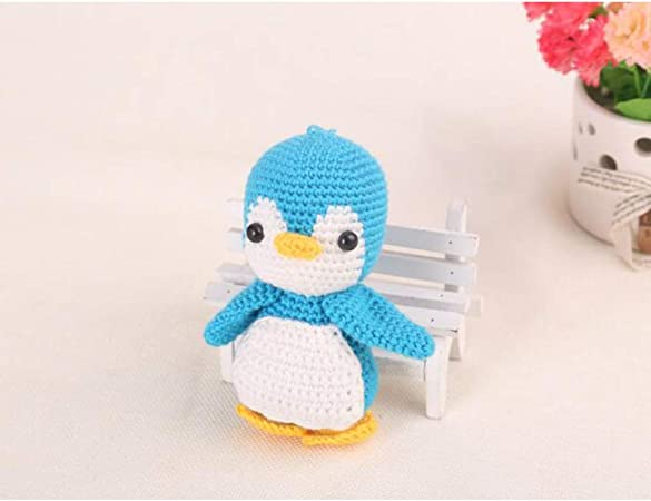 Pippin der Pinguin - abgemascht   450x574