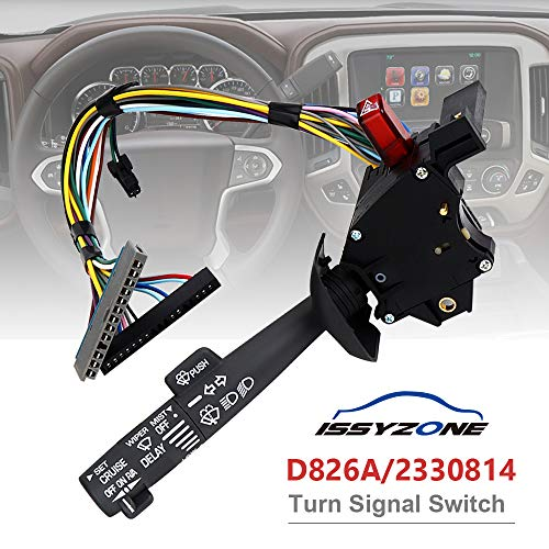 (Multi-Function Combination Switch for Chevy Tahoe Suburban Blazer Turn Signal Switch 2330814 26100985 26036312)