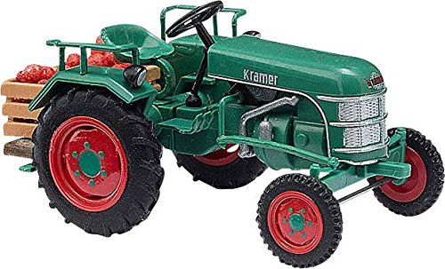 Busch 40070 Tractor Kramer KL 11 HO Scale Model Vehicle