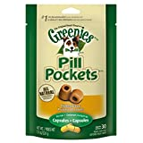 Greenies 10085268 Pill Pockets, Chicken, 7.9-Ounce, for Capsules
