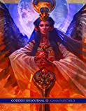 img - for JOURNAL, GODDESS ISIS: Deluxe Edition (220 pages, + 44 full page colour images with deluxe soft cover with fold in flaps) book / textbook / text book
