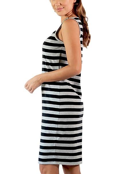 Ropa de la lactancia materna de la moda de la mujer embarazada, vestido de enfermería