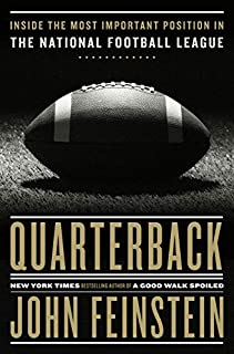 Book Cover: Quarterback: Inside the Most Important Position in the National Football League